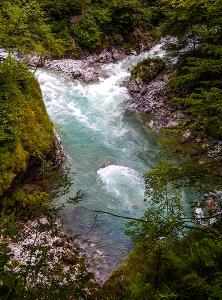 Flusslauf richtig einschätzen - Kehrwasser