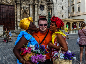Low Budget Kuba Rundreise La Habana Vieja - Tobi and the Cubans @.@