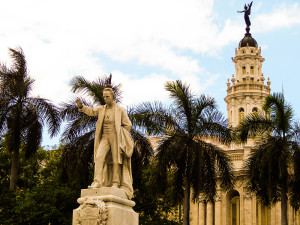 Kuba Rundreise - La Habana Vieja - José Martí