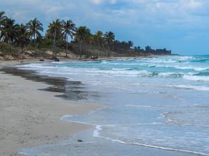 Kuba Rundreise - Playas del Este - Strand bei Guanabo