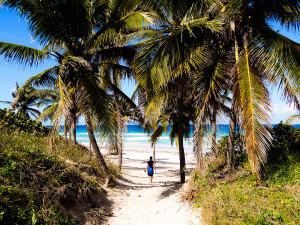 Kuba Rundreise - Playas del Este - Strand bei Santa María del Mar