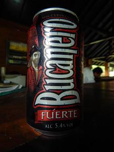 Reiseguide Kuba - Getränke Bier Bucanero