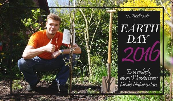 Earth Day 2016 – Mach auch du mit!