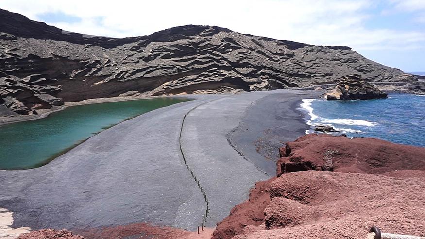 Lanzarote - Lago Verde - Südtour - 03