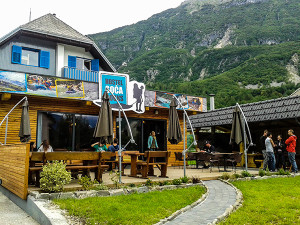 Hostel Soca Rocks in Bovec