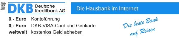 Werbebanner - DKB Deutsche Kreditbank
