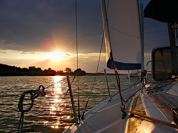 Außergewöhnliche Berufe - Skipper