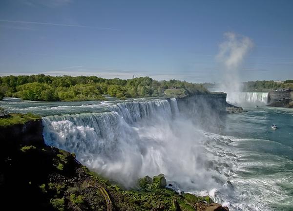 Außergewöhnliche Berufe - Tourenleiter 02 - Niagara Fälle