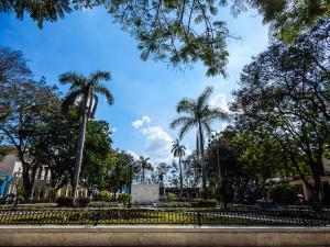 Kuba Rundreise - Bayamo Parque Céspedes