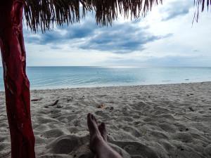 Kuba Rundreise - Trinidad Playa Ancon 03