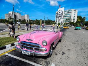 Low Budget Kuba Rundreise La Habana - Plaza de la Revolucion - Foto 02