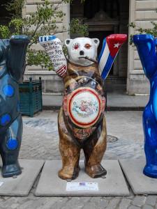 Kuba Rundreise La Habana Vieja - United Buddy Bears