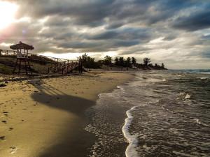Kuba Rundreise - Playas del Este - Strand bei Boca Ciega
