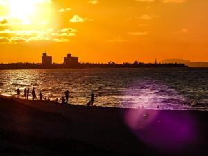 Kuba Rundreise - Varadero - Sonnenuntergang