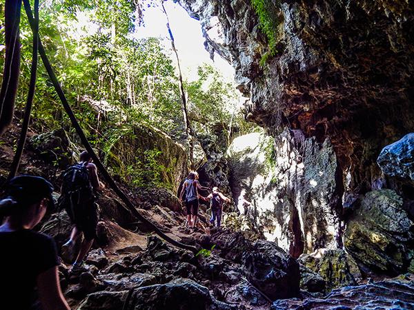 Wandern auf Kuba - Viñales
