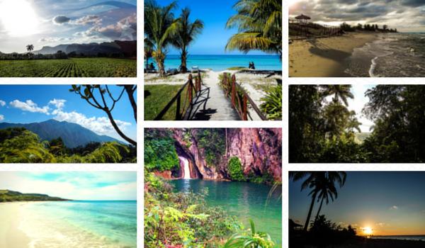 Reiseguide Kuba - Introbild