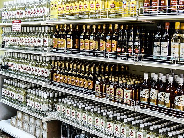 Reiseguide Kuba - Getränke (Rum)
