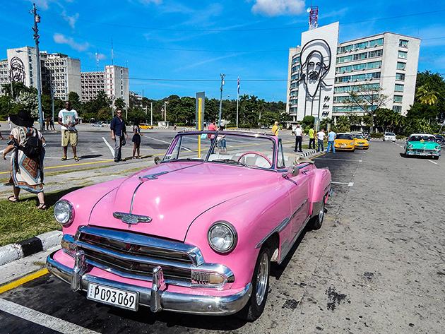 Reiseguide Kuba - Verkehrsmittel (Taxi)