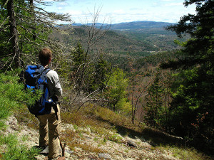 Backpacking Wildnis