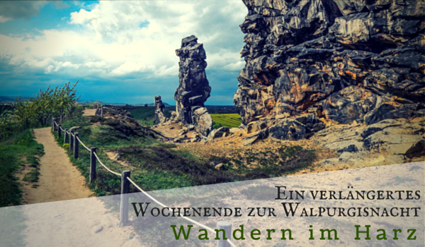 Wandern im Harz - Introbild
