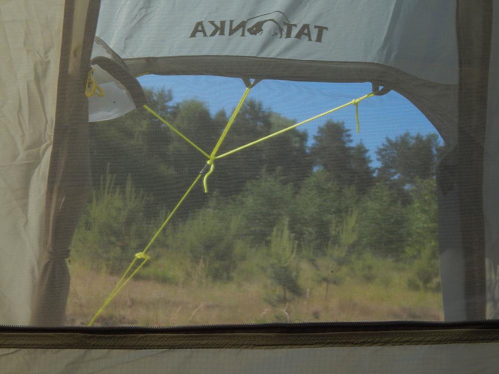 TATONKA Narvik 2 - Fenster mit Moquitonetz