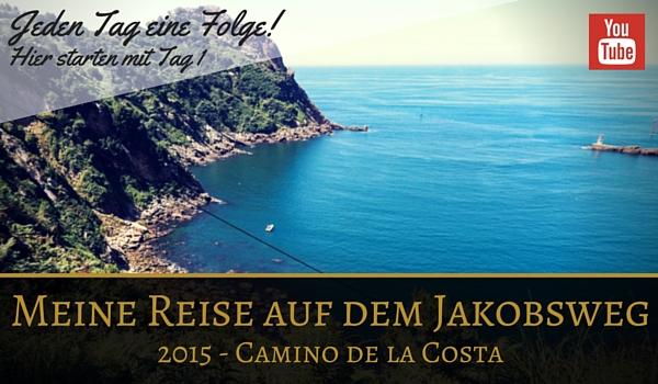 Meine Reise auf dem Jakobsweg | 2015 - Camino de la Costa
