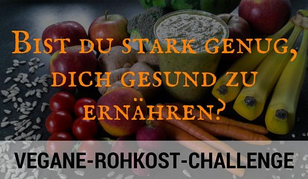 Vegane-Rohkost-Challenge