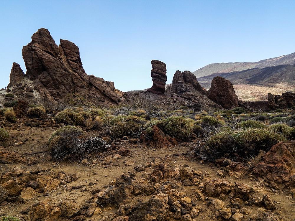 Teneriffa - Tipps - Ausflüge - Vulkan Teide - 03