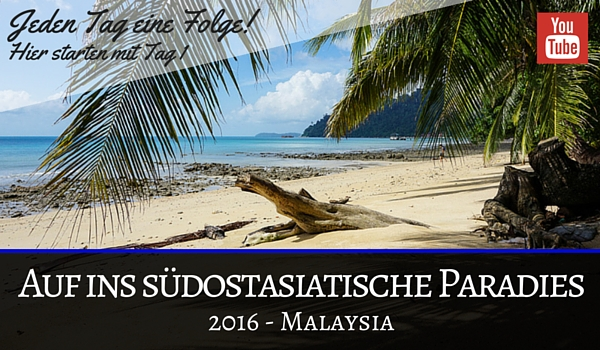 Rundreise Malaysia - Introbild