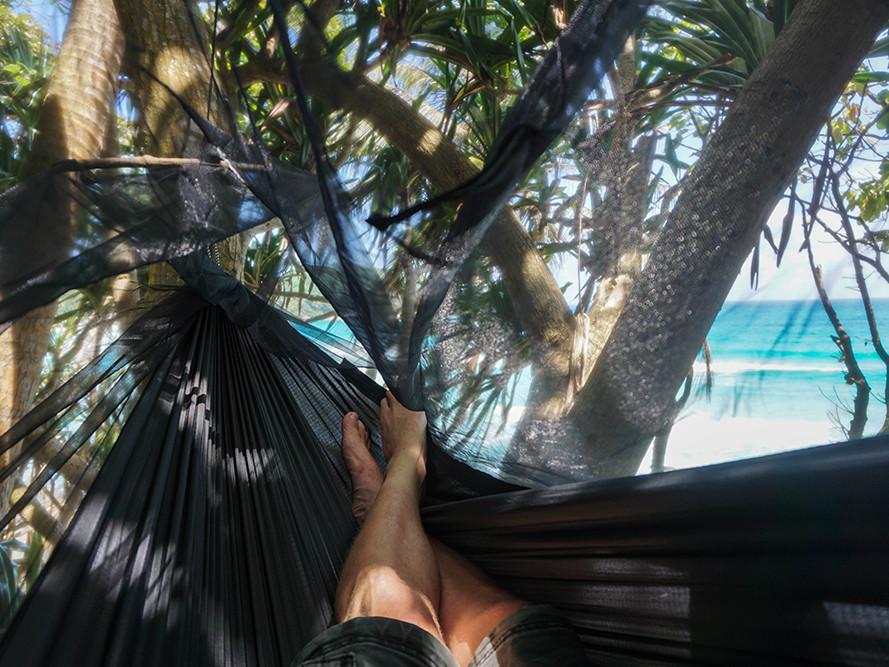 Moskito-Traveller EXTREME - Innenansicht