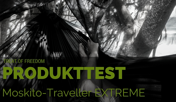 Moskito-Traveller EXTREME - Intro