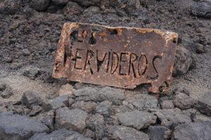 Lanzarote - Los Hervideros - Südtour - 01