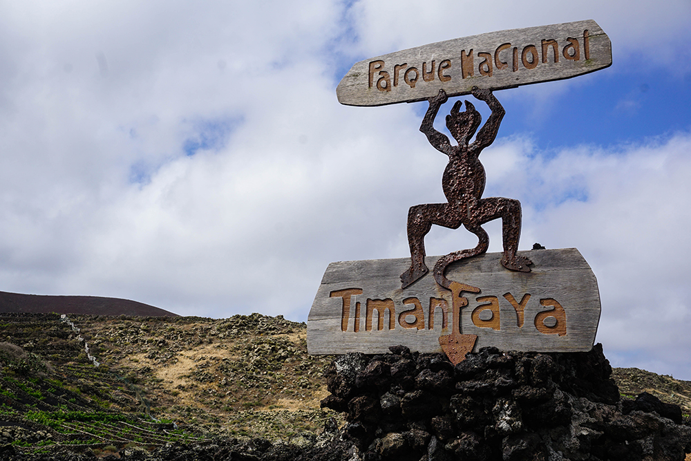 Lanzarote - Timanfaya - Südtour - 01